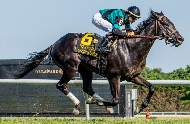 Haskell runner Golden Brown cuts back for City of Laurel