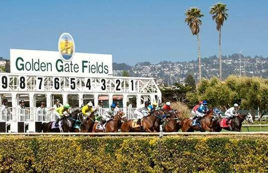 Golden Gate Fields cancels again on Sunday due to wildfires