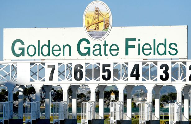 11 February 12: Scenes from around the track prior to the 30th running of the grade 3 El Camino Real Derby at Golden Gate Fields in Berkeley, California. (Bob Mayberger/Eclipse Sportswire)