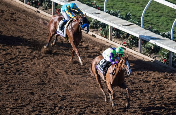 1st day of Breeders' Cup filled with upsets