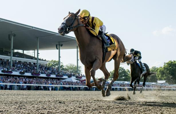 Why Good Magic looks like a vulnerable 2018 Travers favorite