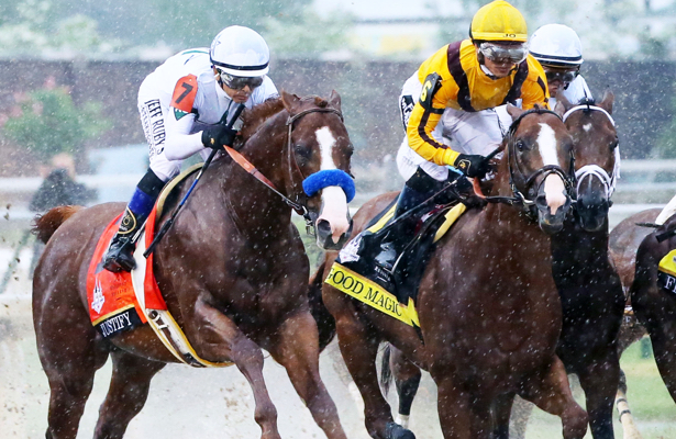 Good Magic confirmed for Justify rematch in Preakness 2018