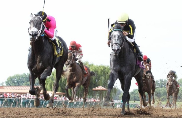 Kentucky Derby runner Gray Magician claims Ellis Park Derby