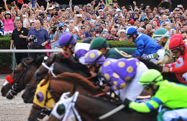 Gulfstream Park reports wagering record $1.8 billion in 2017