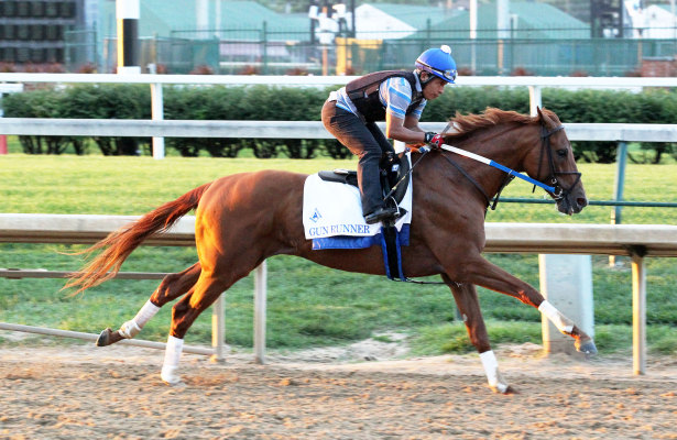 Gun Runner_CD 6-12-17_615x400