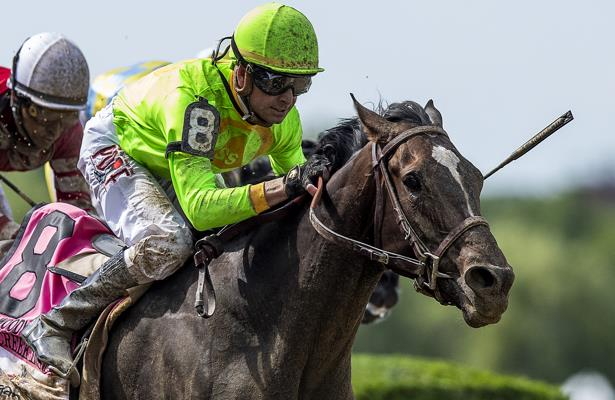 'He's worthy': Hog Creek Hustle takes on a challenging Met Mile