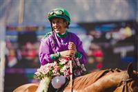 Victor Espinoza - Winner of Santa Anita Derby 2014