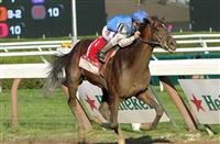 August 10, 2014: i Spent It with Javier Castellano win the 109th running of the Grade II Toyota Saratoga Special for 2-year olds, going 5 1/2 furlongs at Saratoga Racetrack. Trainer: Anthony Dutrow Owner: Alex and Joann Lieblong. Sue Kawczynski/ESW/CSM