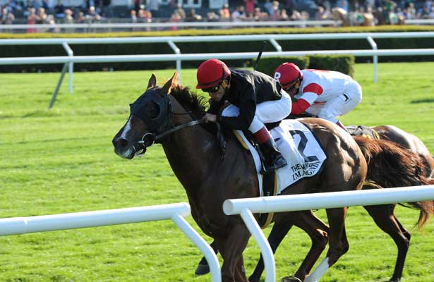 Imagining wins 2014 Man o' War.