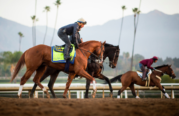 'Watershed moment' as Santa Anita bans race day medication