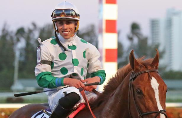 Top rider Ortiz Jr. positive for COVID-19