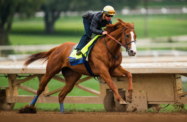 Top trainers expect Kentucky Derby's 'Apollo Curse' to end