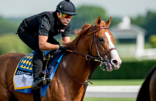 Justify to cover 'stellar book of mares' in first breeding season