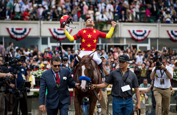 Justify's Triple Crown-winning team to appear at Equestricon