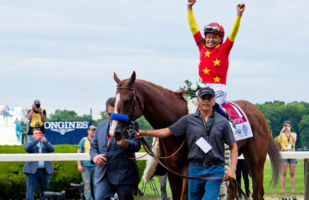 HRN Division Rankings: Justify silences remaining doubters
