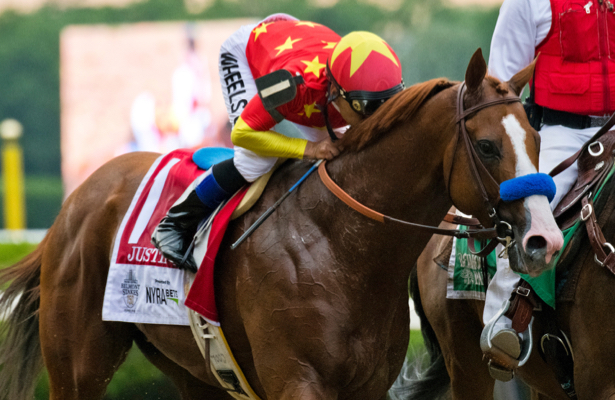 Justify's Triple Crown sweep voted NTRA's Moment of the Year