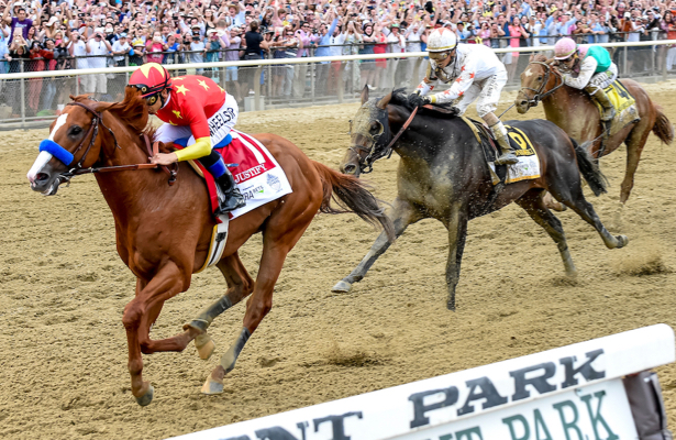 Putting Justify S Incredible Triple Crown Ride In Perspective