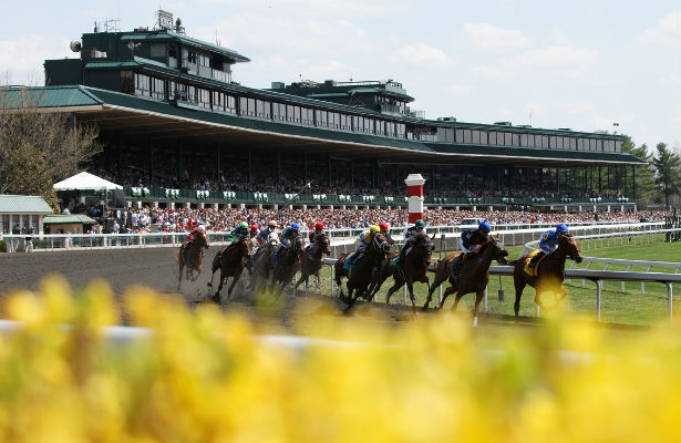 Blue Grass Stakes at Keeneland