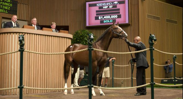 Keeneland SEP SALES