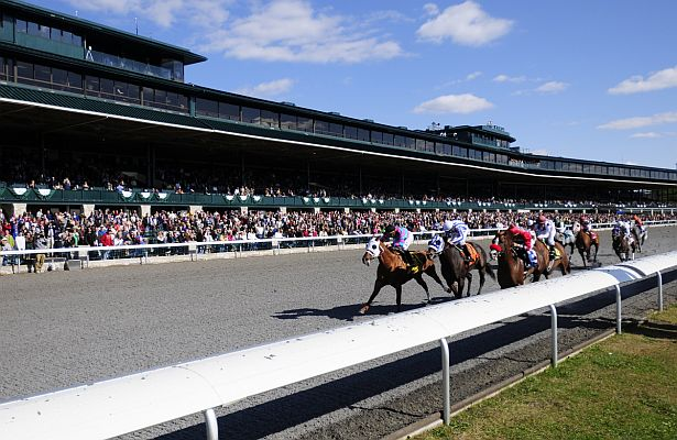 Keeneland stretch 615 X 400