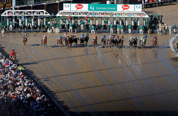Churchill Downs considers 'expanded' Kentucky Derby gate