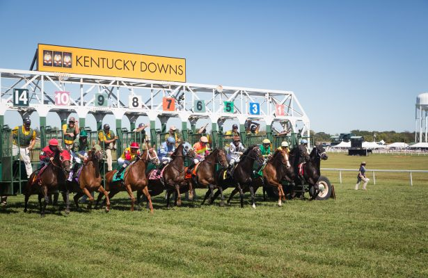 Kentucky Downs New 615 X 400