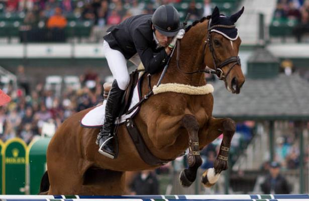 In photos: The Five Star OTTBs of Kentucky Three-Day Event