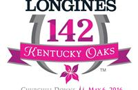 Kentucky Oaks 2016 logo