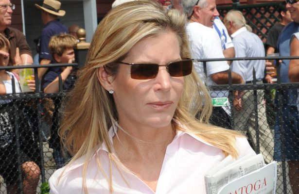 Trainer Linda Rice