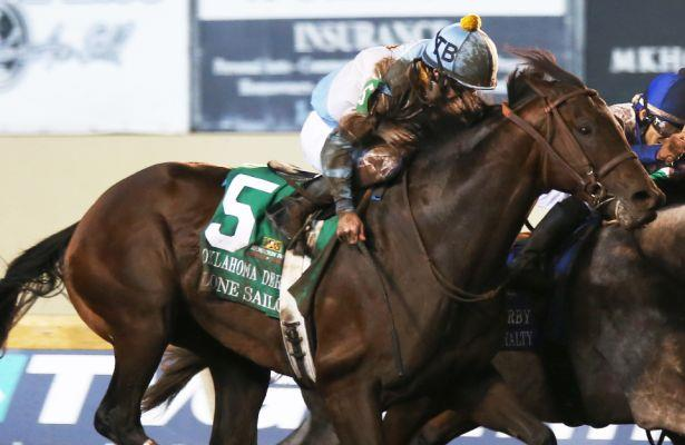Amoss sets target races for Lone Sailor, Serengeti Empress