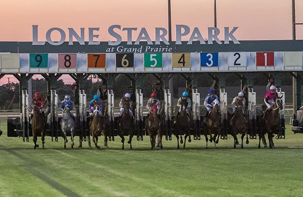 Lone Star's Covid-19 shutdown has trainers worried