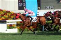 Lucky Year wins 2017 Sha Tin Vase