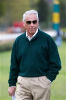 D. Wayne Lukas at Oaklawn - 2009