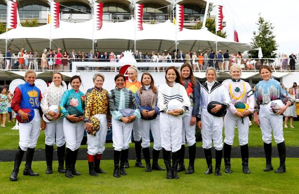 Goodwood Announces 12 Female Riders For 2017 Magnolia Cup