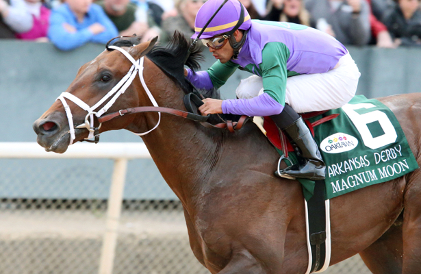 Kentucky Derby 2018 odds: Magnum Moon second choice