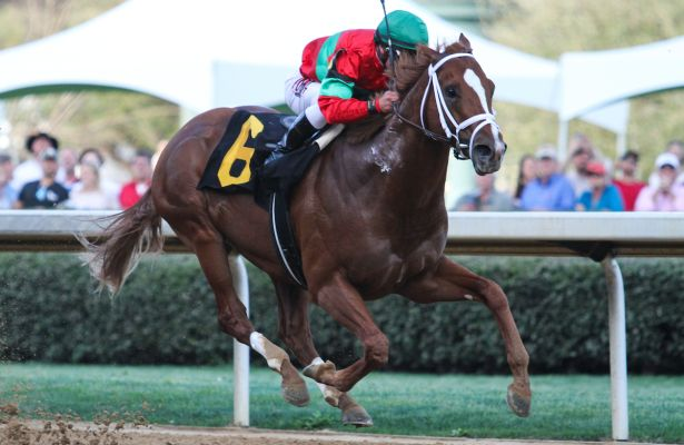 Classic Empire clinches Kentucky Derby spot with Oaklawn win