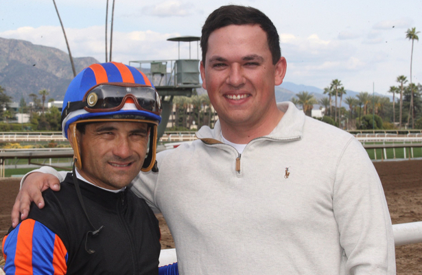 Nakatani booking for new jockey, but 'still more left' with Dad