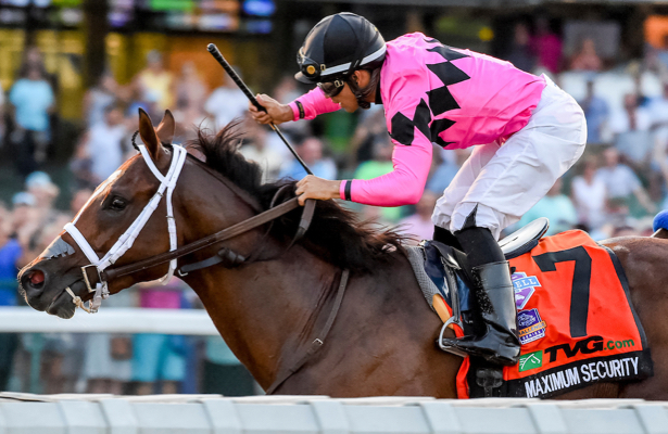 Maximum Security to scratch from Pennsylvania Derby