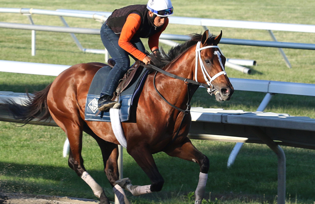 Servis: Maximum Security rounds into form for Haskell Inviational