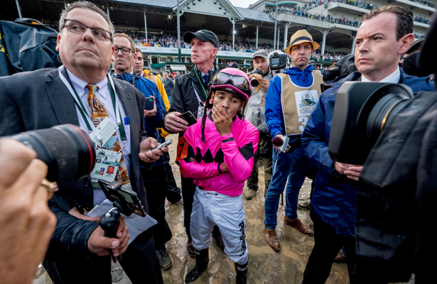 Brinkmeyer: Kentucky Derby disqualification the wrong call