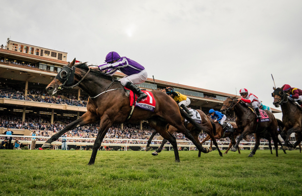 Mendelssohn a new sort of Breeders' Cup horse for O'Brien
