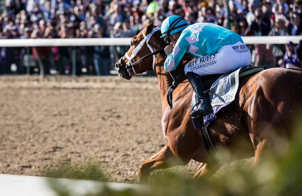 Monomoy Girl ousts City of Light in NTRA Top Thoroughbred Poll
