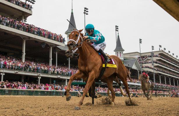 Monomoy Girl_Kentucky Oaks 2018_615x400