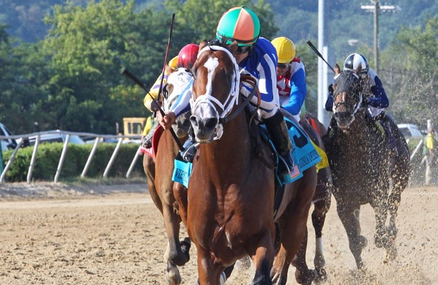 Mr. Money scores another Grade 3 win in West Virginia Derby