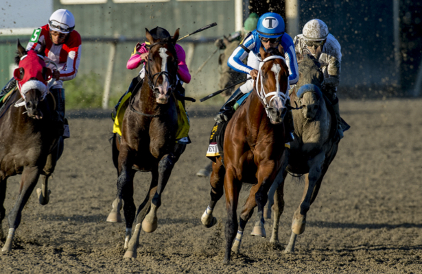 Mr. Money officially enters the Breeders' Cup Dirt Mile mix