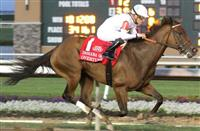 Overture wins 2017 Indiana Oaks