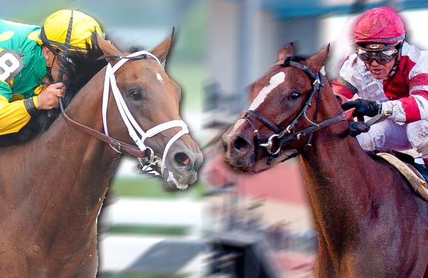 Palace Malice vs Normandy Invasion in the Kentucky Derby