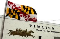 Russell, Vazquez Capture Pimlico Titles