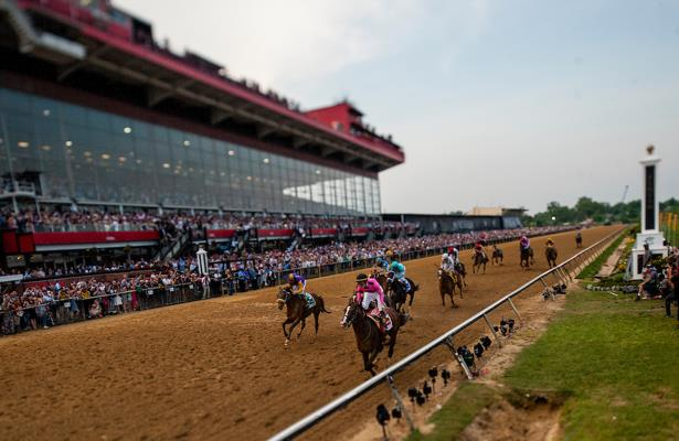 Preakness Stakes scheduled to run in October; tickets on sale