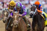 Princess of Sylmar wins 2013 Kentucky Oaks.